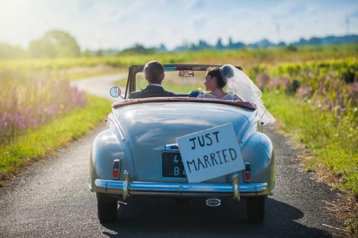 Favori Les règles à respecter pour la décoration de voiture à un mariage EX86
